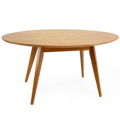 Knoll Elliptical Dining Table from the Hyatt Corporation Office