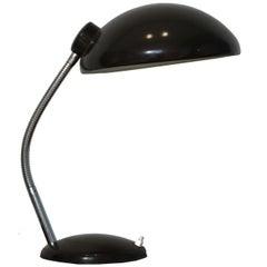 Brown Bauhaus Desk Lamp 1960s Germany