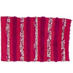 Sequined Pink Moroccan Wedding Blanket