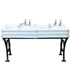 Victorian bathroom fixtures