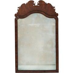 Georgian Mahogany Mirror, circa Late 18th Century