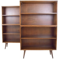 Paul McCobb Planner Group Modular Bookcases