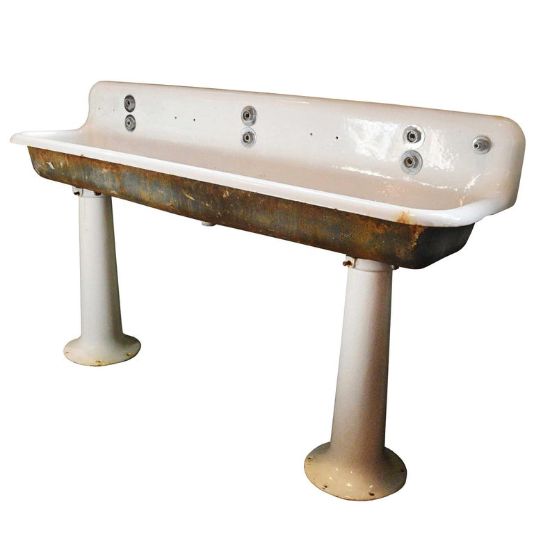Standard Trough Sink