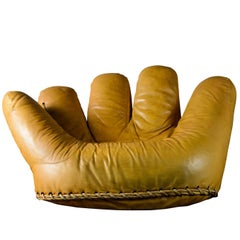'Joe' Baseball Glove Chair