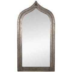 Spectacular Moroccan Filigree Frame Mirror