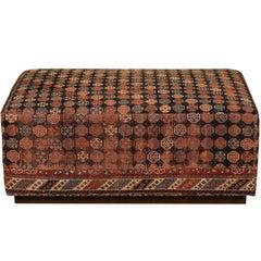 Persian Carpet Ottoman