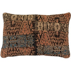 Vintage SE Asian Hill Tribe Textile Pillow