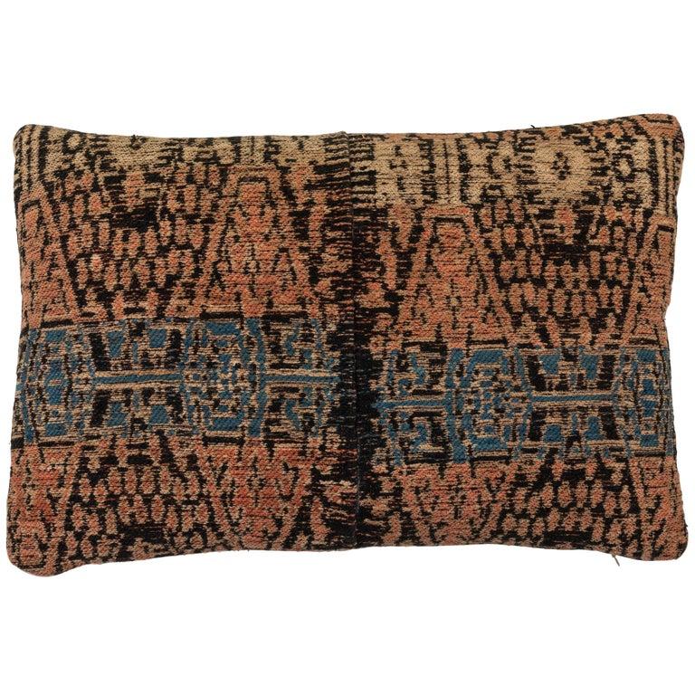 Vintage SE Asian Hill Tribe Textile Pillow
