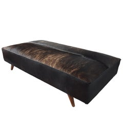 Pierre Jeanneret Splayed Leg PJ-L-11-A Daybed for Chandigarh