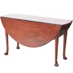 Quality George III Mahogany Dining Table