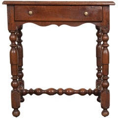 18th Century English Walnut Table