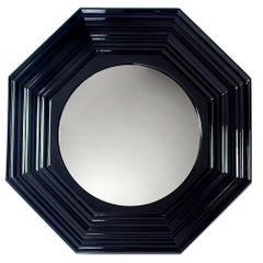 Lenox Mirror in Lacquered Wood by Boca do Lobo