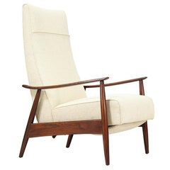 Milo Baughman Model-74 Reclining Chair for Thayer Coggin