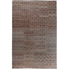 Hemp and Silk Carpet