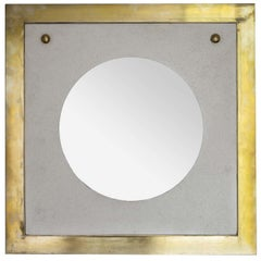 Ubi Round Wall Mirror