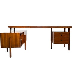 Administrative Desk by Pierre Jeanneret