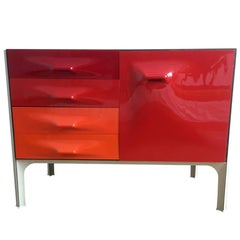 Raymond Loewy DF-2000 Cabinet