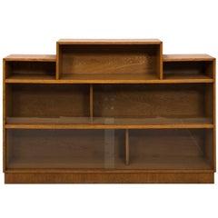Art Deco Bookcase Attributed to Hugo Gnam