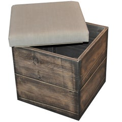 Storage Box or Seat