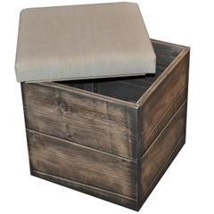 Storage Box or Seat
