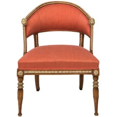 Late 19th Century Tub Chair by Epharm Stahl