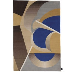Woven Watercolor by Architect Steven Holl for cc-tapis in Himalayan Wool