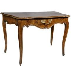 Louis XV Provincial Walnut Table