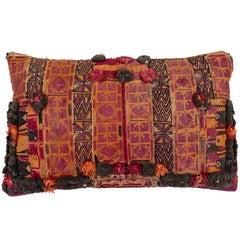 Afghani Pashtun Pillow