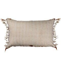 Vintage Berber Moroccan Textile Pillow
