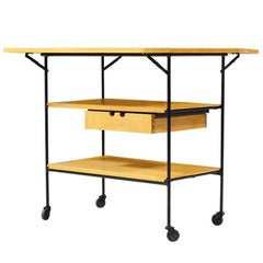 "Paul McCobb ""Planner Group"" Serving Cart for Winchendon Furniture Co."