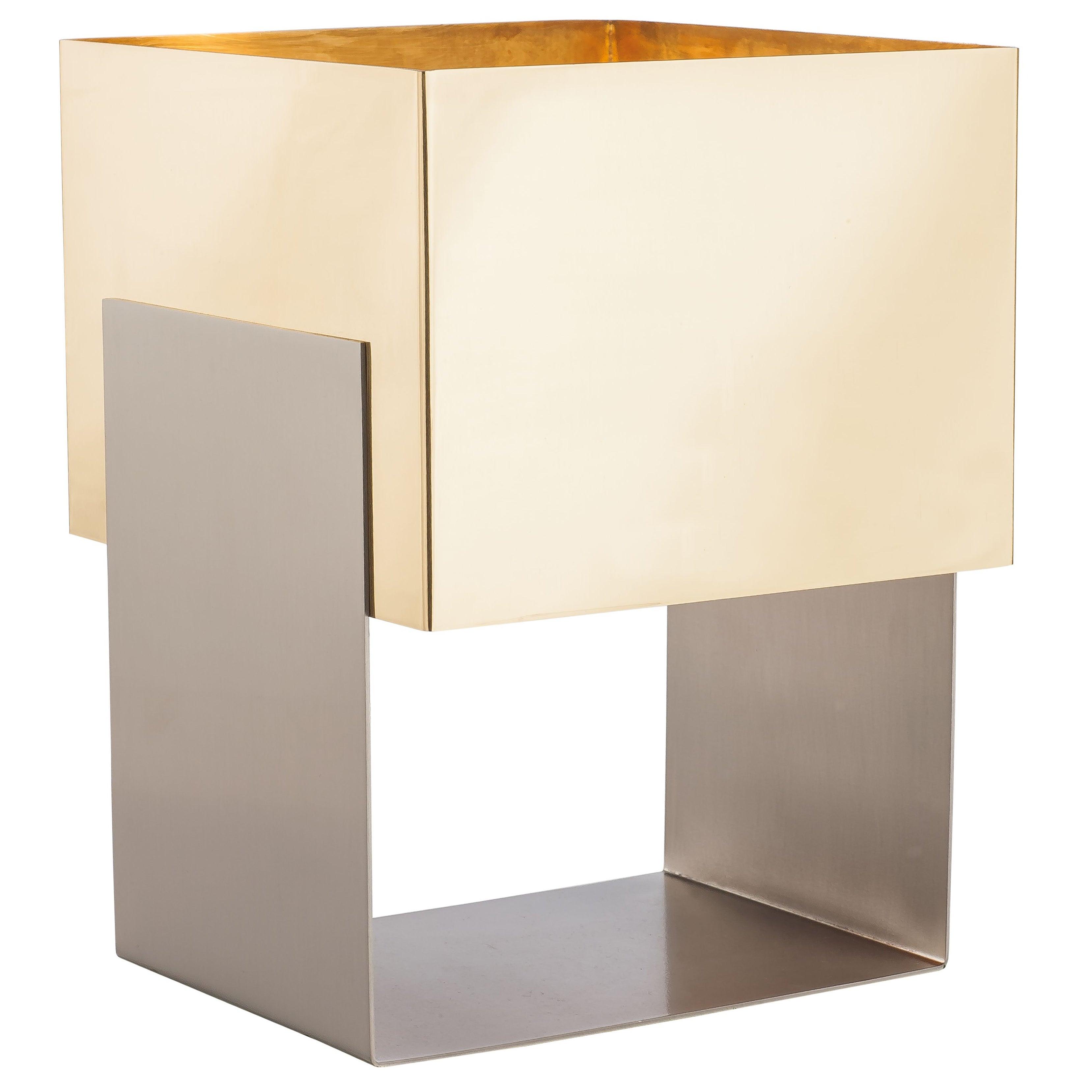 "New ""U/T"" Metal Table Lamp F"