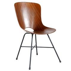 """Medea"" Chair, Design by Vittorio Nobili, Italy, 1950s"