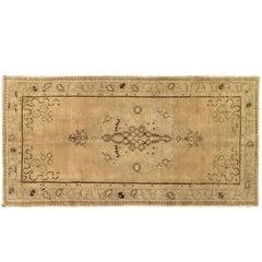 1940's Turkish Khotan Carpet
