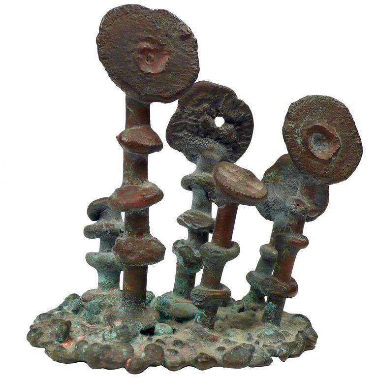 Klaus ihlenfeld patinated bronze sculpture for sale at 1stdibs - Bronze sculptures for sale ...
