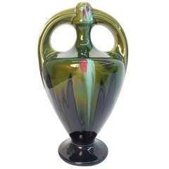 Art Nouveau Vase by Hermine-Declercq