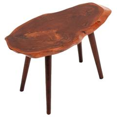 Roy Sheldon Free Edge Table