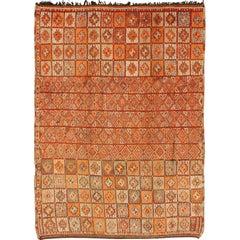 Colorful Moroccan Rug