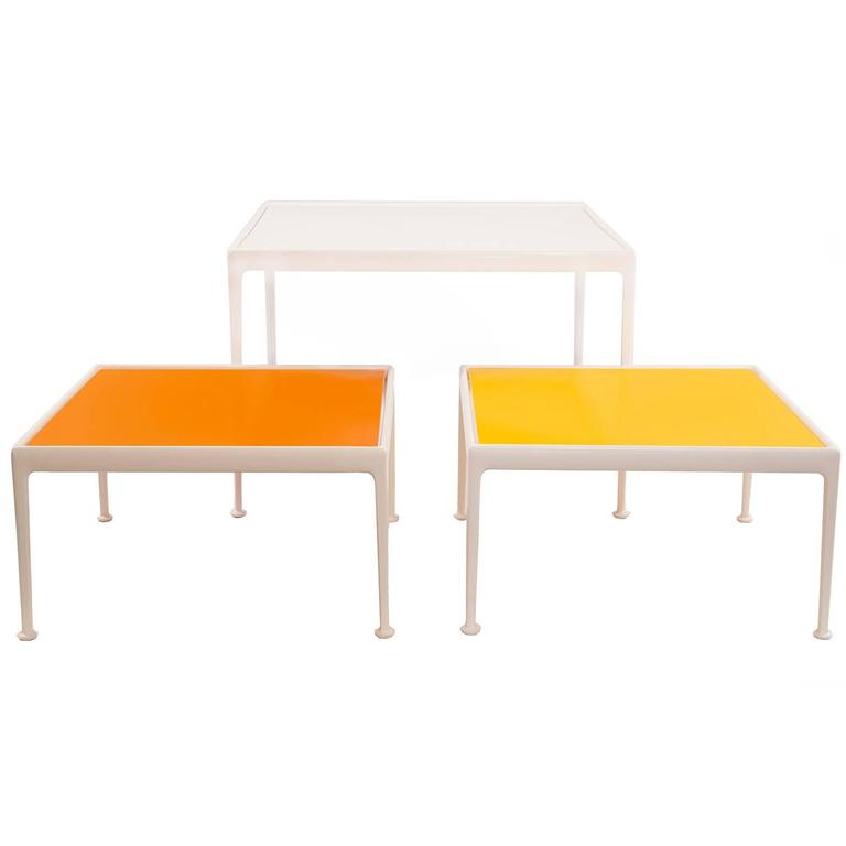 3 Richard Schultz Knoll Tables 1