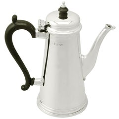 1961 Sterling Silver Coffee Pot
