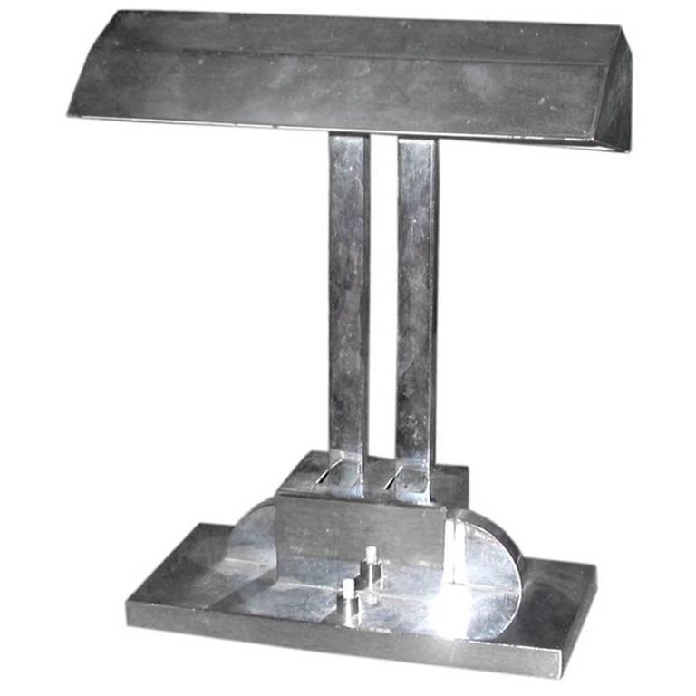 Modernist Lamp