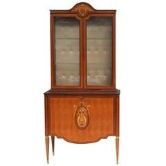 Bookcase Paolo Buffa style