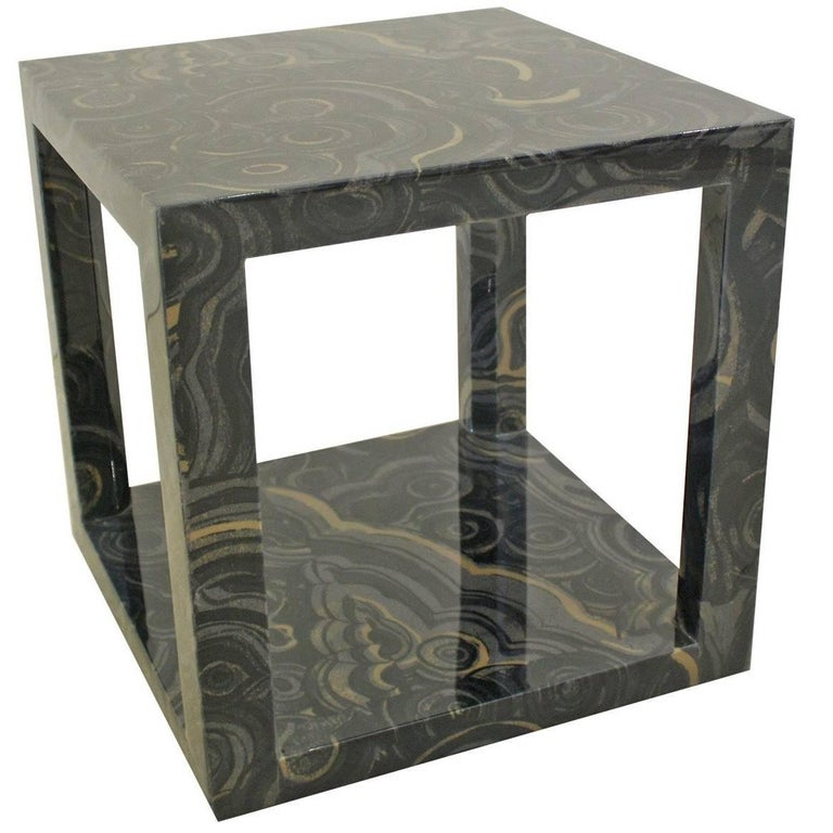 Liz O'Brien Editions, The Albert Table, Modern Occasional Table For Sale