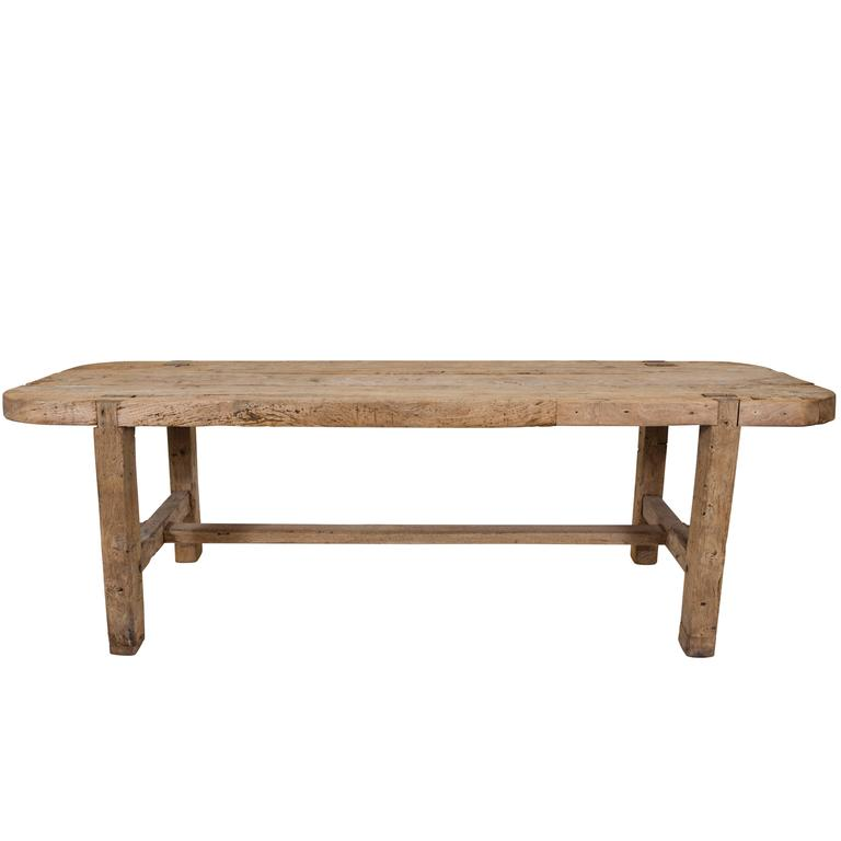 French Rustic Kitchen Table