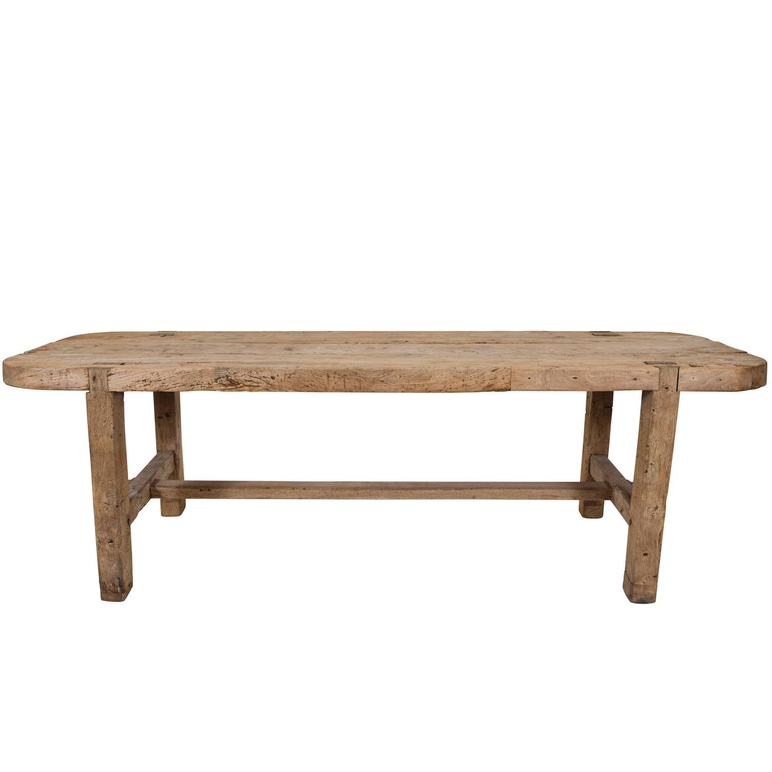 Rustic Kitchen Tables For Sale: French Rustic Kitchen Table For Sale At 1stdibs