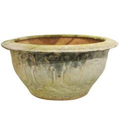 Han Dynasty Round Jardiniere