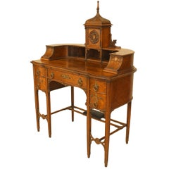 Late 19th C. Carlton House Style Desk