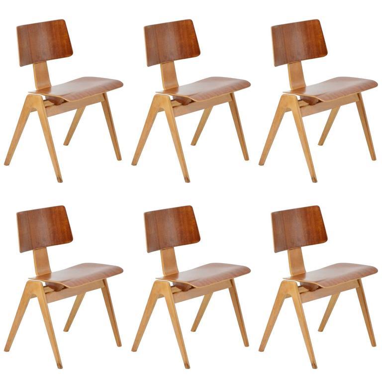 Robin Day Hillestak Chair Uk 1950s At 1stdibs