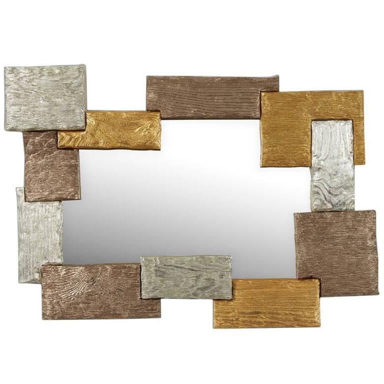 """Mur"" Mirror by Mattia Bonetti"