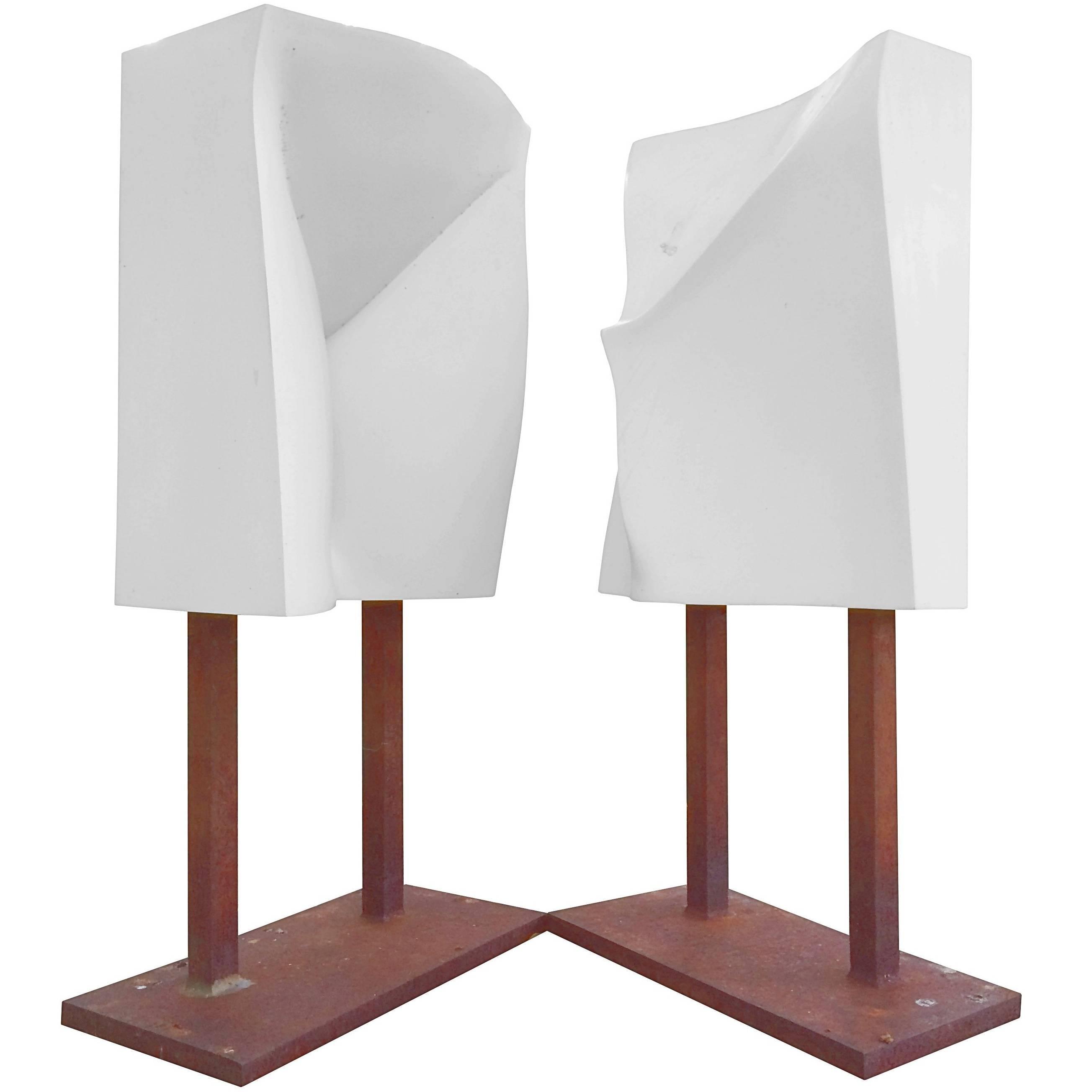 "Tanya Ragir ""Nutshell"" Figurative Sculpture, Limited Edition of 9"