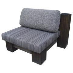 Ron Mann Armless Lounge Chairs
